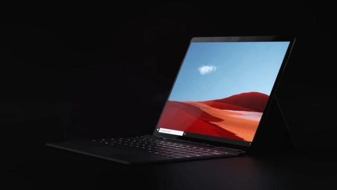 La Surface Pro es un híbrido entre una laptop y una tableta (Foto: Captura de Pantalla)
