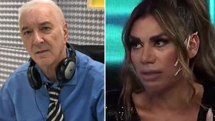 Flor de la V recordó la entrevista que le hizo Mauro Viale hace 24 años