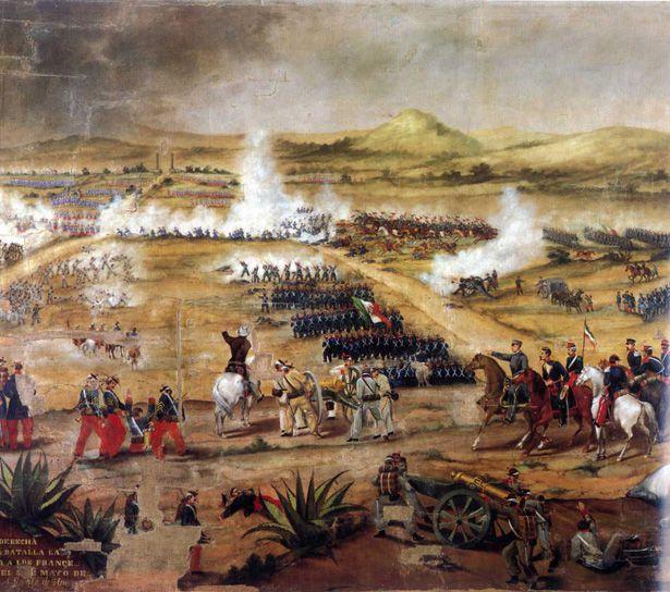 El ejército mexicano enfrentó al francés en el cerro de Loreto, Puebla (Foto: Eduardo Báez)