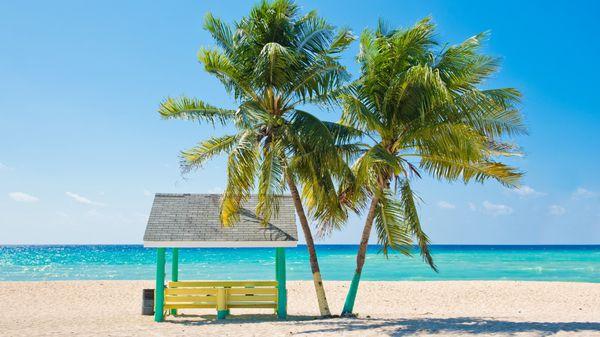 Las playas de las Islas Caimán son un paraíso terrenal (istock)