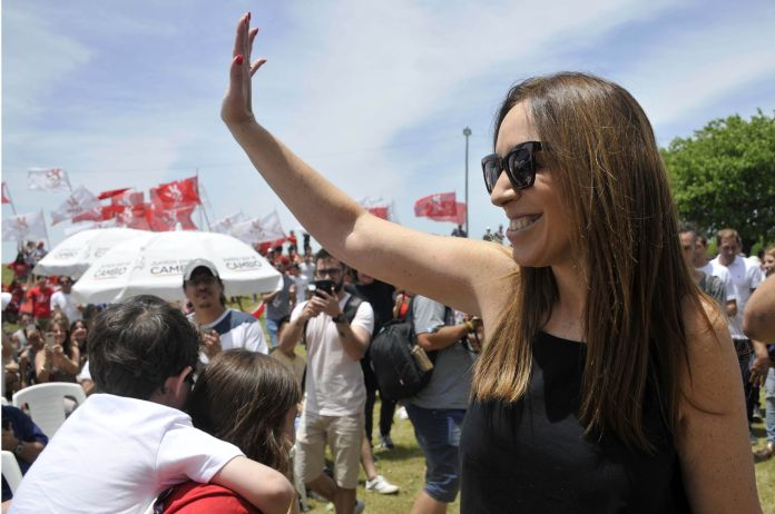 Maria Eugenia Vidal, la gran incógnita de Juntos por el Cambio