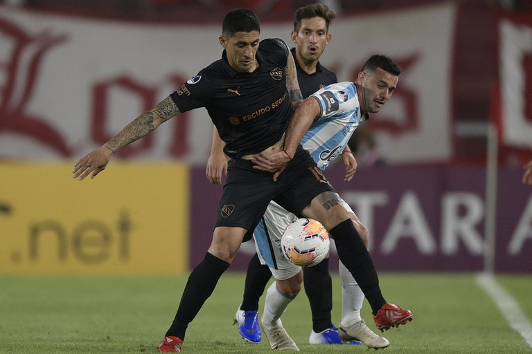 Independiente le ganó 1-0 a Atlético Tucumán en el duelo de argentinos