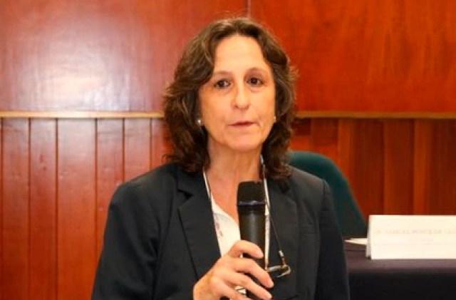 Edda Sciutto, doctora en Investigación Biomédica Básica  (Foto: Cortesía UNAM)
