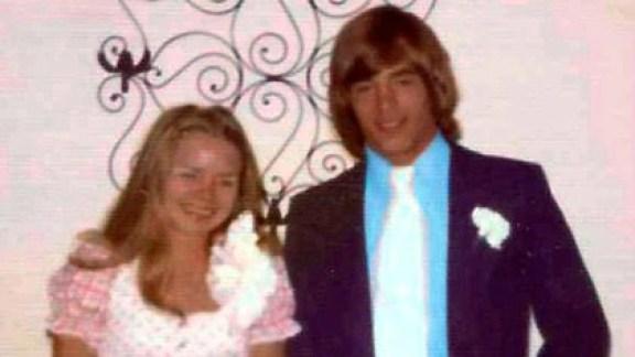 Carla Walker y su novio Rodney McCoy (Familia Walker)