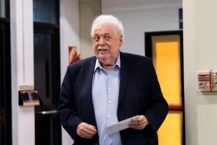 El escándalo por el Vacunatorio Vip le costó el puesto al ex ministro de Salud, Ginés González García (JULIETA FERRARIO / ZUMA PRESS / CONTACTOPHOTO)