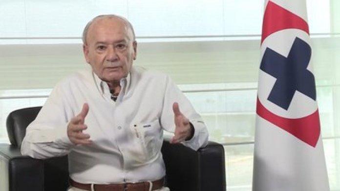 Guillermo Álvarez Cuevas no ha sido aprehendido por las autoridades mexicanas (Foto: Captura de pantalla)