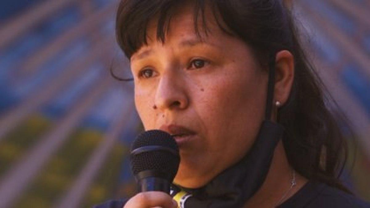 Johanna enumeró sus prioridades: seguridad, educación y salud
