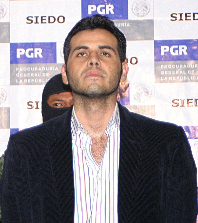"""Vicente Zambada Niebla """"El Vicentillo"""", hijo de Ismael """"El Mayo"""" Zambada  (FOTO: ALBERTO VERA/CUARTOSCURO)"""