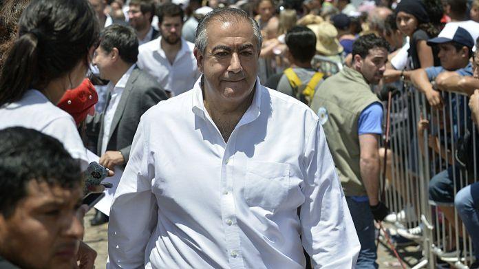 Héctor Daer, secretario general de la Asociación de Trabajadores de la Sanidad Buenos Aires