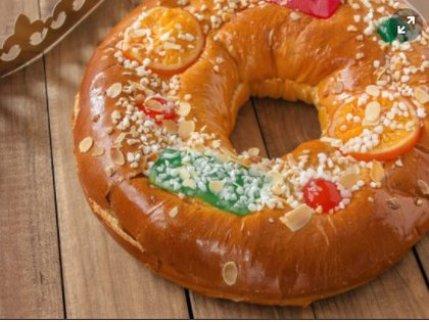 La rosca de Reyes, un clásico dulce para esta fecha