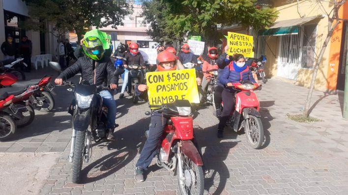 Protestas en La Rioja