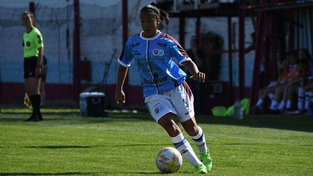 Dalila es de Villa Lugano y su presentación en Primera División la hizo en River