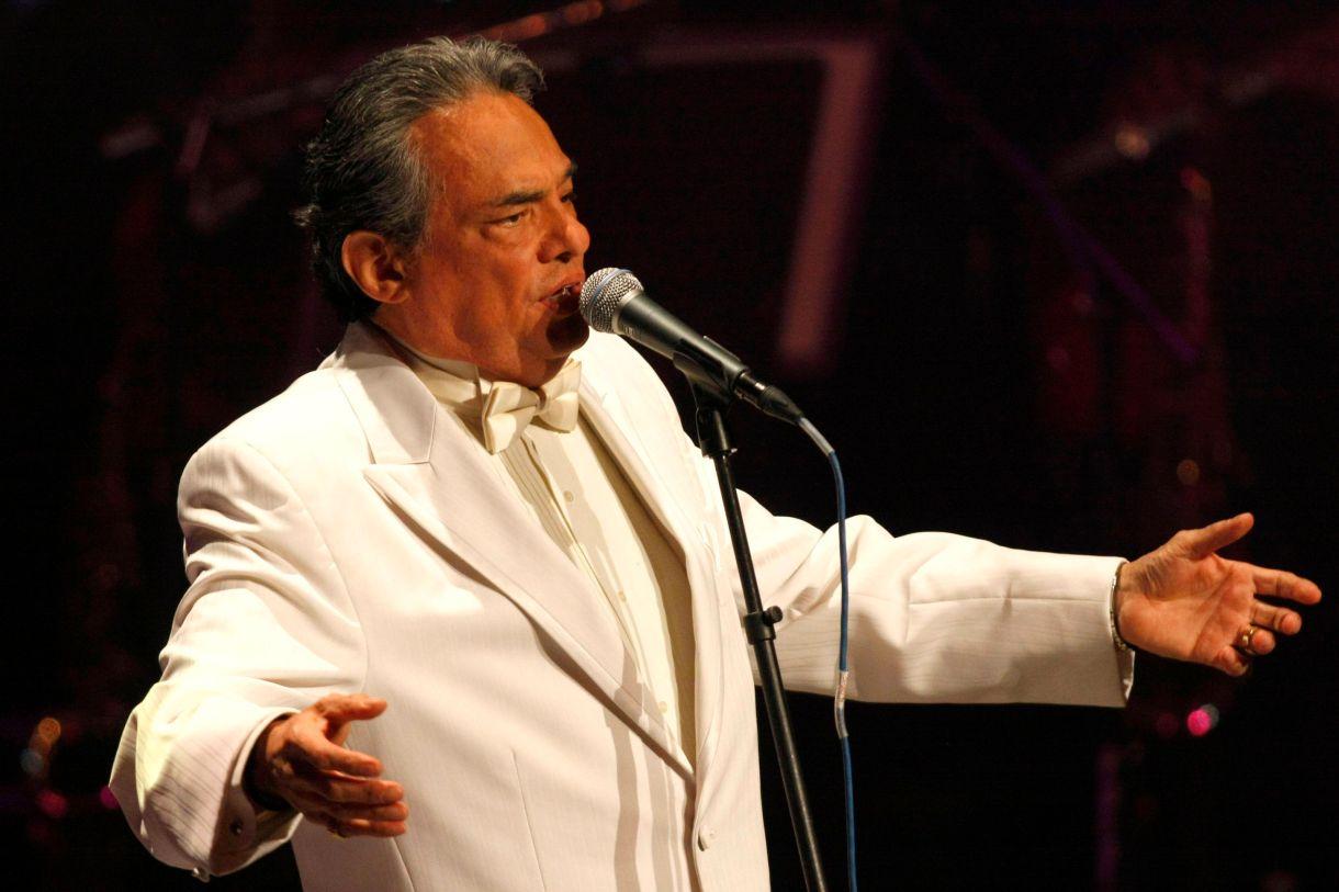 El cantante falleció el 28 de septiembre a causa de un cáncer de páncreas. (Foto: Cuartoscuro)