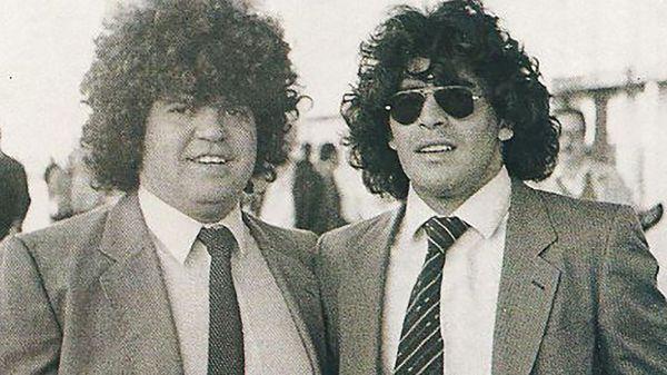 Cyterszpiler fue el primer representante de Maradona (Gentileza As)