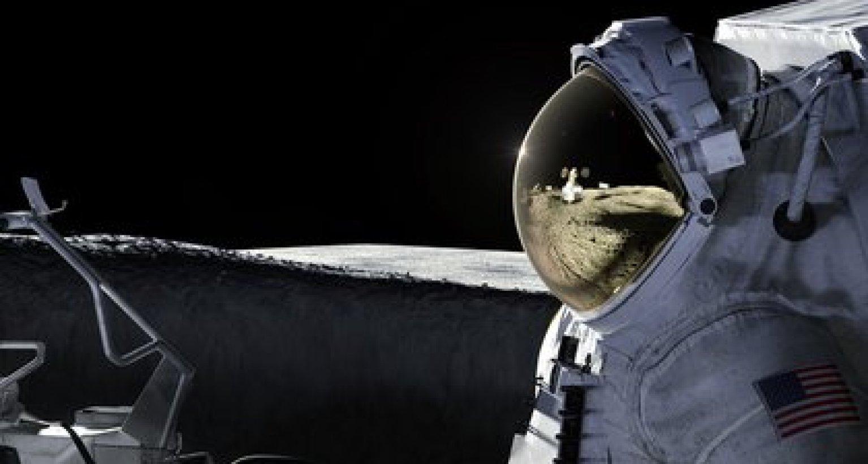 """""""Los humanos no estamos hechos para resistir la radiación espacial. Sin embargo, los astronautas pueden y deben protegerse lo más posible durante estancias más largas en la luna"""" (NASA)"""