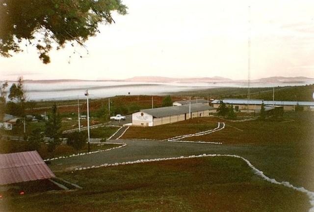 Instalaciones del Batallón 513 Mariano Montilla
