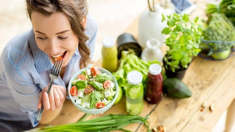 La buena alimentación es fundamental para seguir el programa finlandés (Shutterstock)