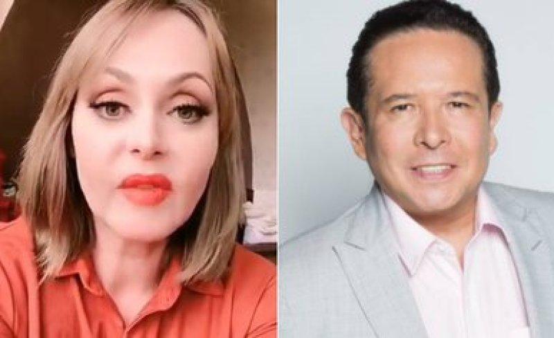 Spanic demandó al periodista por daño moral (Foto: Instagram @gabyspanictv)
