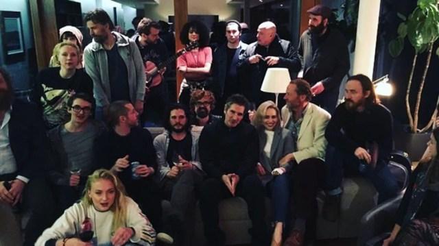 Las fotos que compartió Emilia Clarke en Instagram