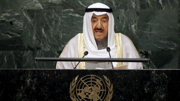 Sabah Al-Ahmad Al-Jaber Al-Sabah, emir de Kuwait (Reuters)