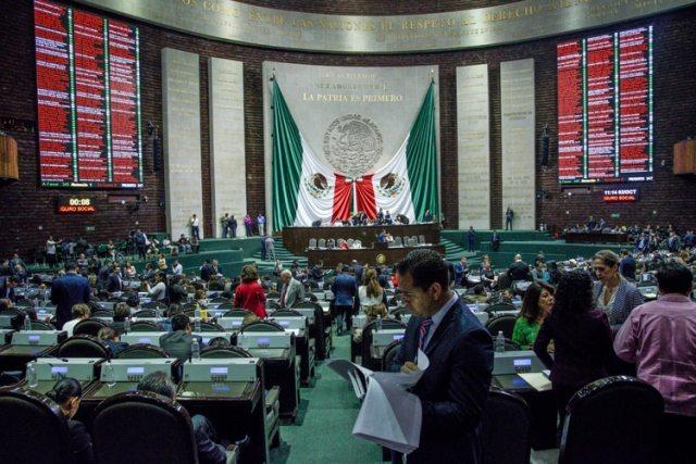 El nuevo ordenamiento está conformado por 30 artículos y entrará en vigor el 20 de noviembre. (FOTO: MARIO JASSO /CUARTOSCURO)