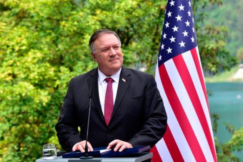 El secretario de Estado de EEUU, Mike Pompeo (EFE)
