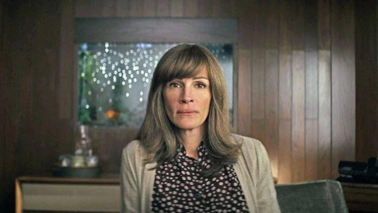 "Julia Robert llegó a la pantalla chica con ""Homecoming"" de Amazon Prime"