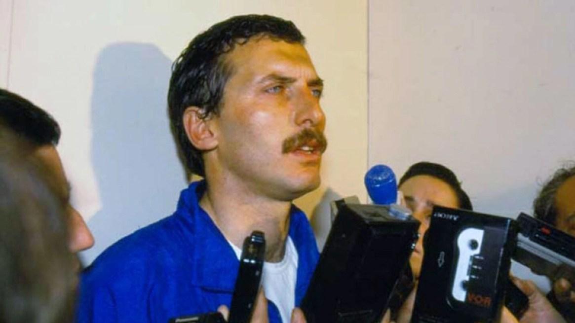 Mauricio Macri, el día que fue liberado de sus captores