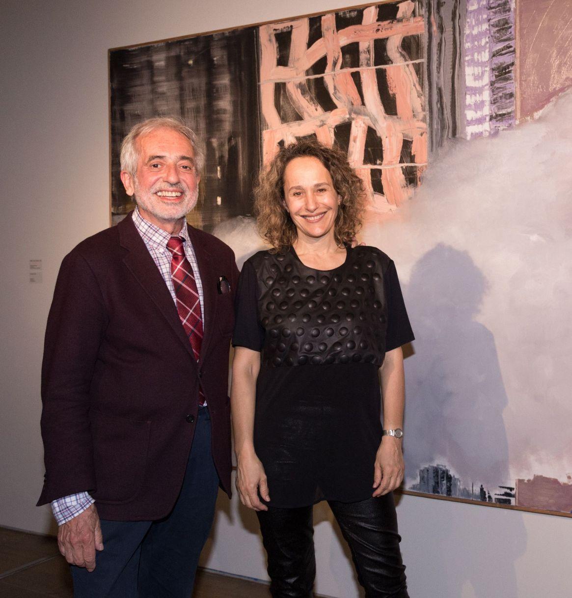Esta exposición cuenta con la curaduría de Florencia Battiti y con la museografía de Juan José Cambre