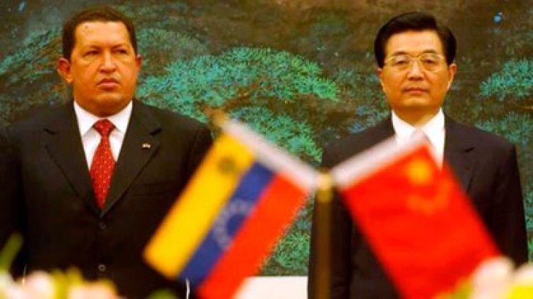 Chávez firmó múltiples acuerdos con China