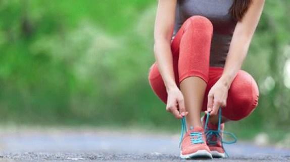 """""""Puede haber gente que suba escaleras sin fatigarse pero al correr se fatiga"""" (Shutterstock)"""