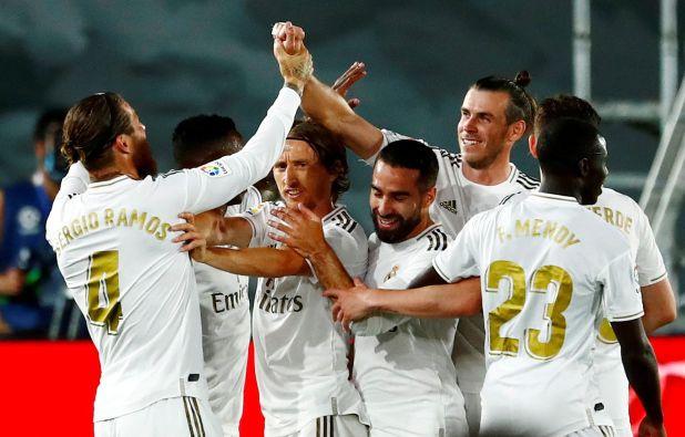 El capitán del Real Madrid subió una foto del entrenamiento de este miércoles a su cuenta de Instagram y causó furor entre los usuarios (Reuters/ Susana Vera/ File Photo)