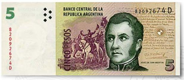 El billete de 5 pesos podrá ser utilizado hasta este 29 de febrero