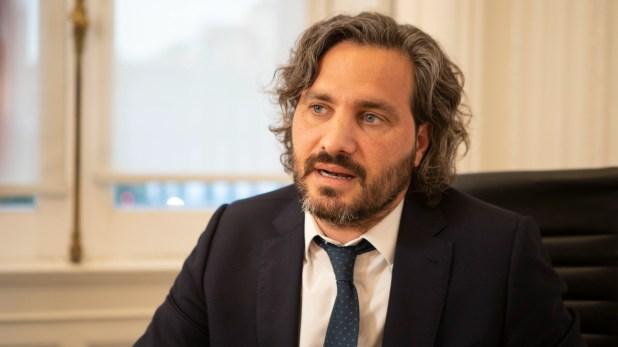 Santiago Cafiero - Jefe de gabinete