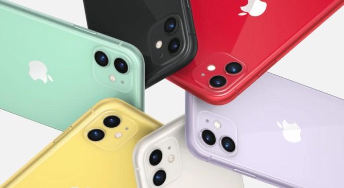Se estima que el iPhone 12 se presentará más adelante.