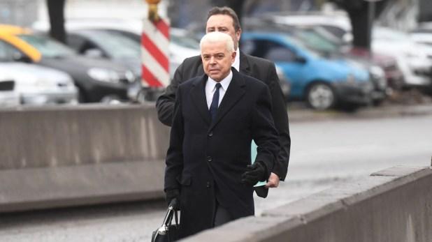 El ex juez Norberto Oyarbide