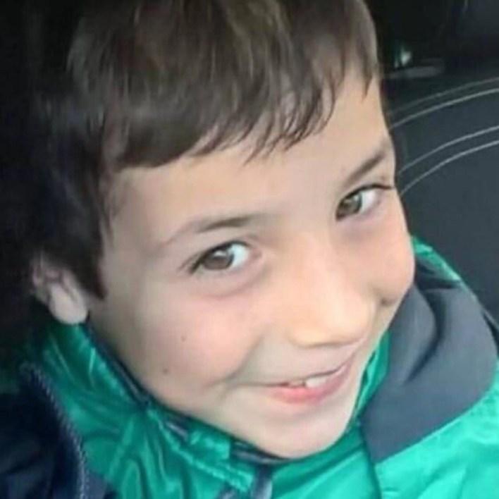 Gabriel Cruz tenía 8 años
