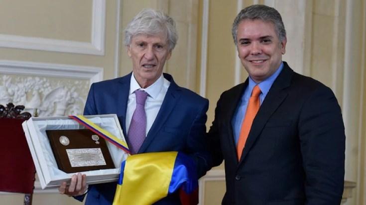 (Presidencia de Colombia)