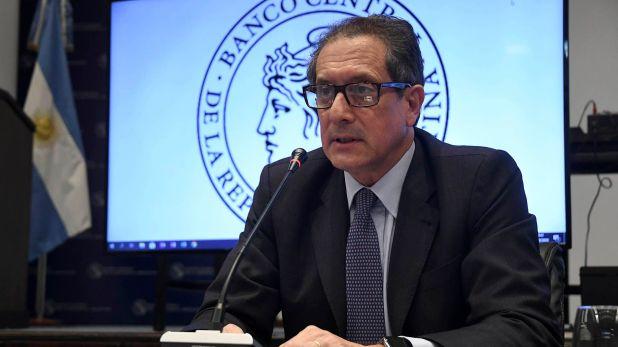 Miguel Pesce presidente del BCRA
