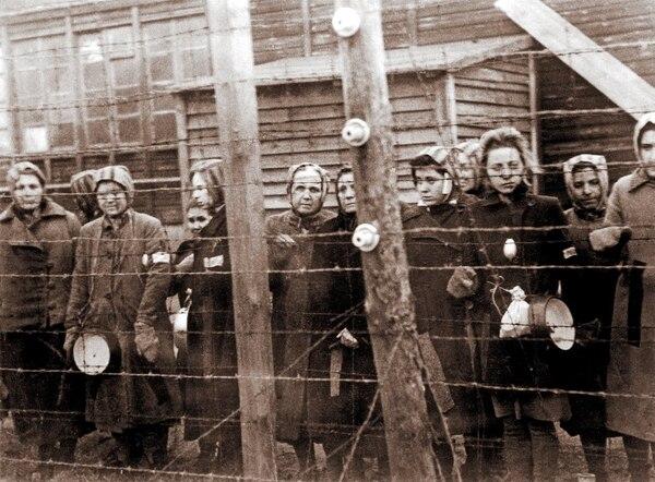 Campo de concentración nazi Ravensbrück, a unos 90 kilómetros de Berlín. Allí, las enfermeras delas SS experimentaban con mujeres y niños