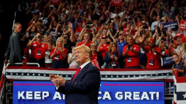 La elección de Trump fue un cimbronazo para las concepcion tradicionales de la polítiva