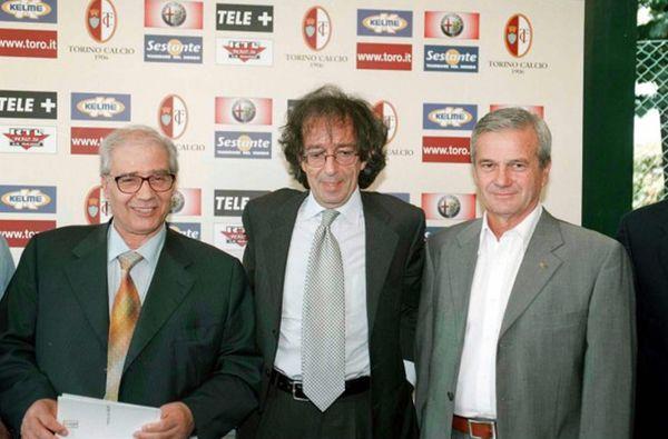 El nuevo presidente es presentado en el club 33 años después de haber matado a Meroni