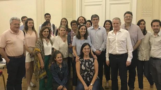 """La jornada """"A 10 años de la sanción de las PASO: balances y perspectivas"""" fue impulsada por el Observatorio de Partidos Políticos (OPP) de la Facultad de Ciencias Sociales de la UBA."""