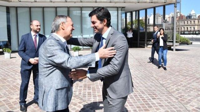Juan Schiaretti y Juan Manuel Urtubey respaldan una fórmula de la tercera vía