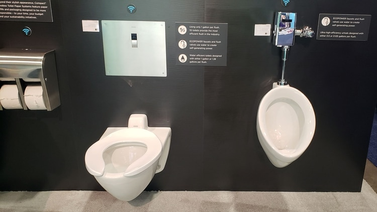 La marca japonesa Toto presente en CES 2019