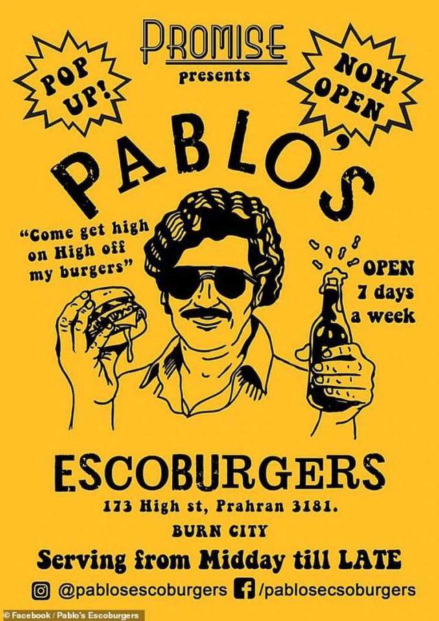 """El menú tiene un platillo que se llama """"El patron Burger"""" (Foto: Facebook)"""