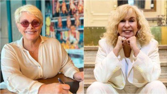 Compañeras en la misma situación: Carmen Barbieri y Georgina Barbarossa, aisladas por un caso de coronavirus en Masterchef Celebrity 2