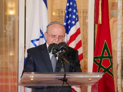 El asesor de seguridad de Israel Meir Ben-Shabbat
