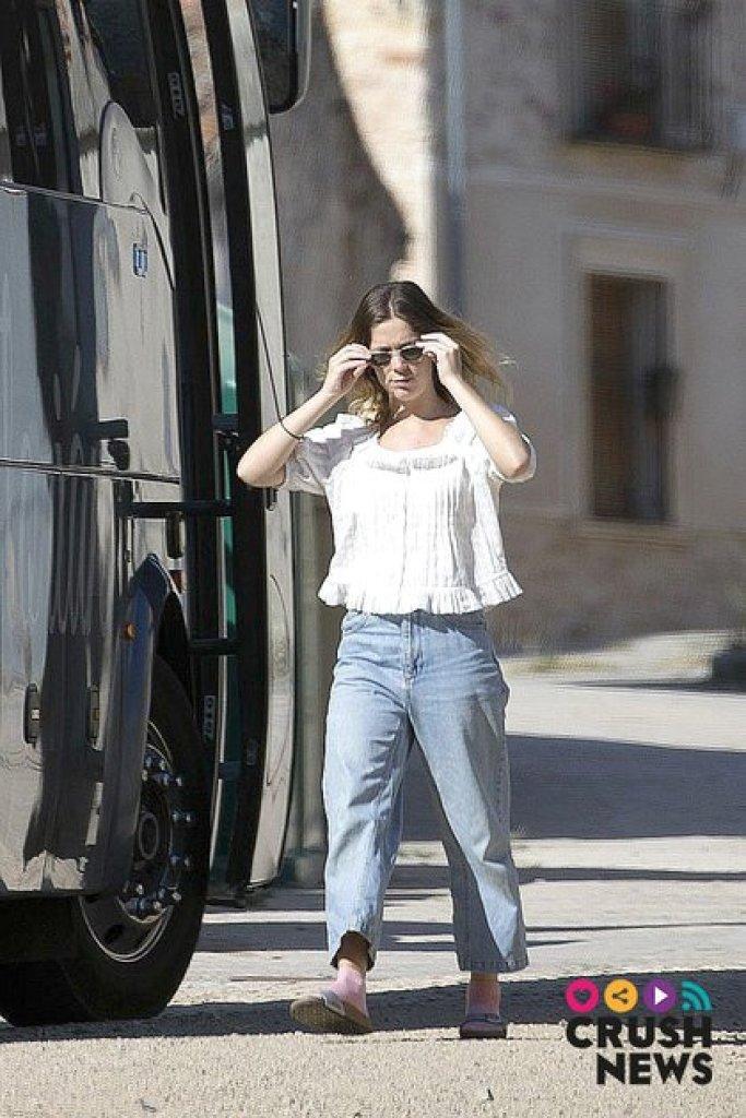 """Georgina Amorós seguirá conquistando al público como """"Cayetana"""" (Foto: Crush News)"""