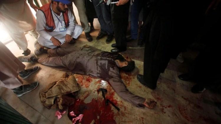 Al menos nueve personas murieron y decenas más resultaron heridas (Reuters)
